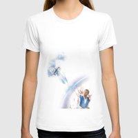 castiel T-shirts featuring Castiel by Teya Ross