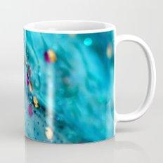 turquoise sparkles Mug