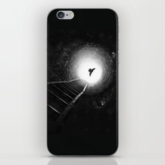 Light Redemption iPhone & iPod Skin