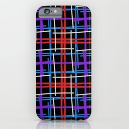 This Is The New Plaid iPhone Case