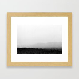 The Wild. Framed Art Print