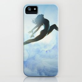 Dancer's Leap iPhone Case