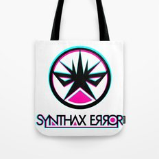 Synthax Error Tote Bag