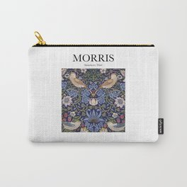 Morris - Strawberry Thief Carry-All Pouch