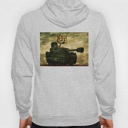 Tank Cat Hoody