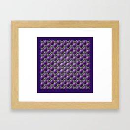 Plums Framed Art Print