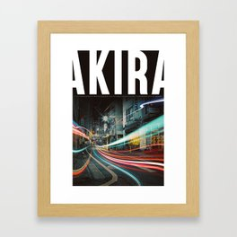 Poster Framed Art Print