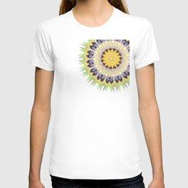 feathered dream-catcher T-shirt