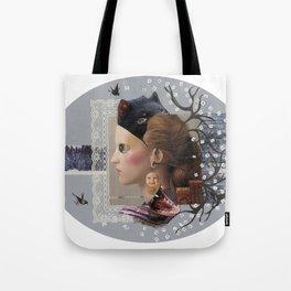 100 years of winter Tote Bag