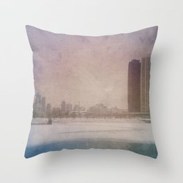 Chiberia Throw Pillow