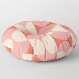 Capsule Modern Floor Pillow