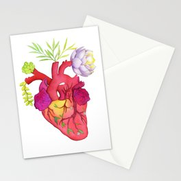 Glitter, Glow, Bloom Stationery Cards