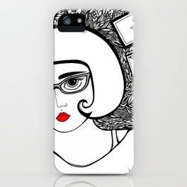 DEAR DETECTIVE iPhone Case