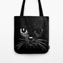 Broken Cat Tote Bag