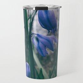 Fade Into The Blue Travel Mug