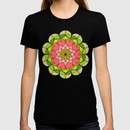 Vintage decorative mandala elements T-shirt
