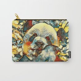 AnimalArt_Panda_20170812_by_JAMColorsSpecial Carry-All Pouch