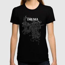 DRUMA Grey T-shirt