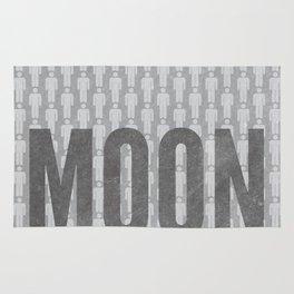 Moon Minimalist Poster Rug