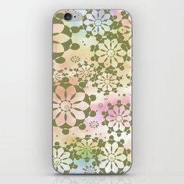 Candys Hippie Design 4 iPhone Skin