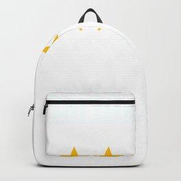 birthday girl gift 5 star  Backpack