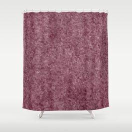 Deep Blush Antique Foil Shower Curtain