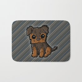 Troy - Silky Terrier Bath Mat