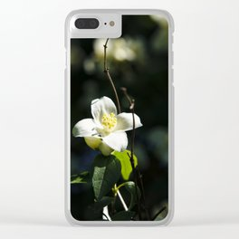 Chilling Clear iPhone Case