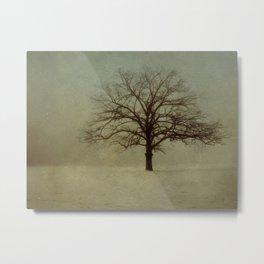 A Garden of Simples Metal Print