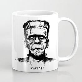 Karloff's Monster Coffee Mug