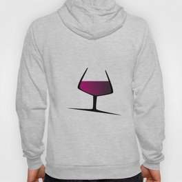 Sparkling Red Wine Hoody