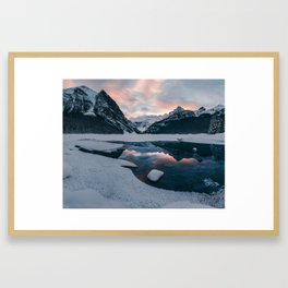 The Great White North Framed Art Print