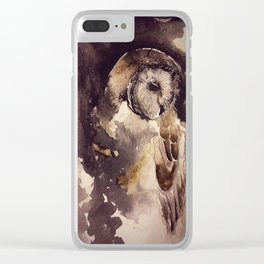 Aspen Clear iPhone Case