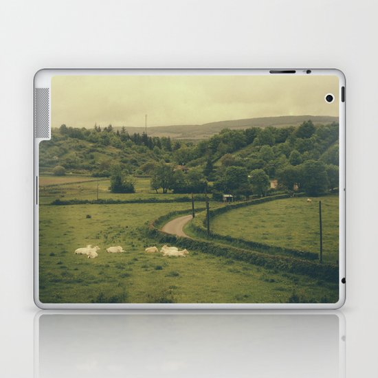 French Countryside  Laptop & iPad Skin