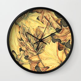 Turn Wall Clock