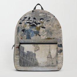 Original Boston Massacre Backpack
