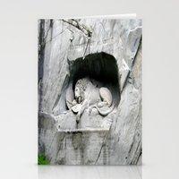 switzerland Stationery Cards featuring Switzerland (Travel) by Laura Vaisman