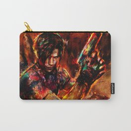 leon kennedy Carry-All Pouch