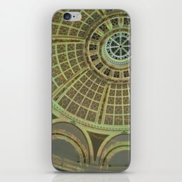 circular geometry  iPhone Skin