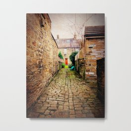 The way to... - Linz- Metal Print