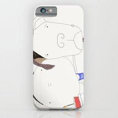 Pet birthday Slim Case iPhone 6s