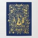 Alice in wonderland by vesnaskornsek