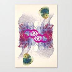 Brotherhood Ring Nebula Canvas Print