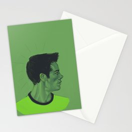 Teen Wolf - Stiles Stationery Cards
