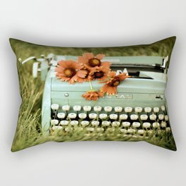 Loveletters Rectangular Pillow