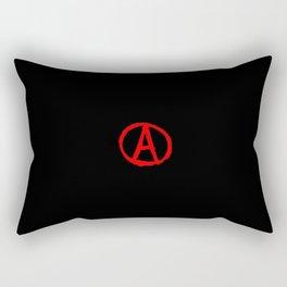 Symbol of anarchy 4 Rectangular Pillow