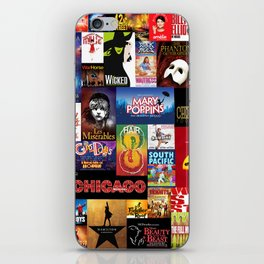 Broadway iPhone Skin