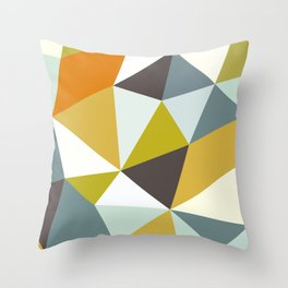 Safari Tris Throw Pillow