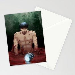 Pumpkin Scissors Töten Sie Print Stationery Cards