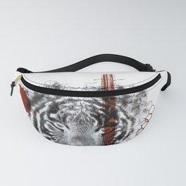 Tiger Fanny Pack